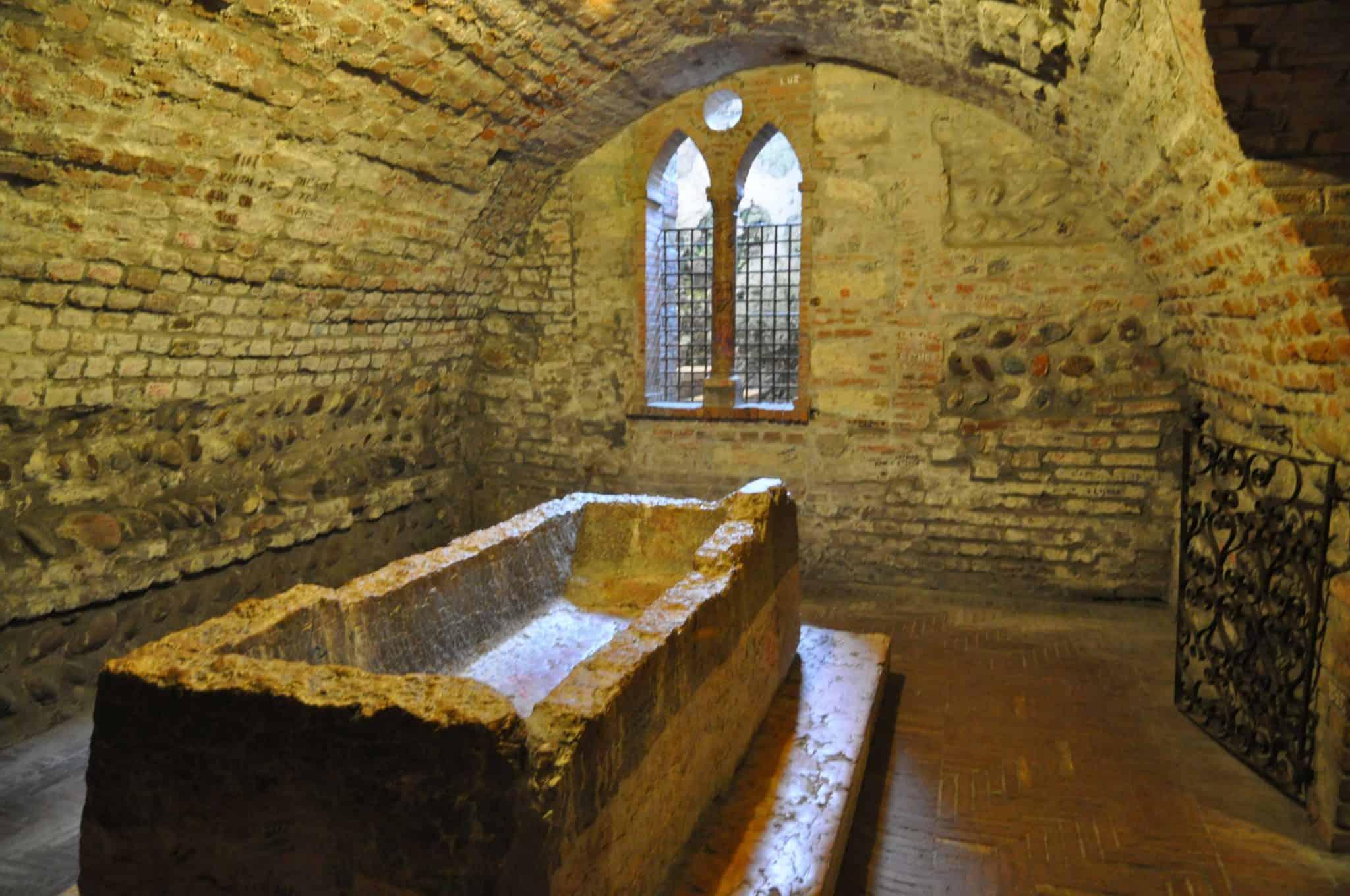 Verona - Tomba di Giulietta