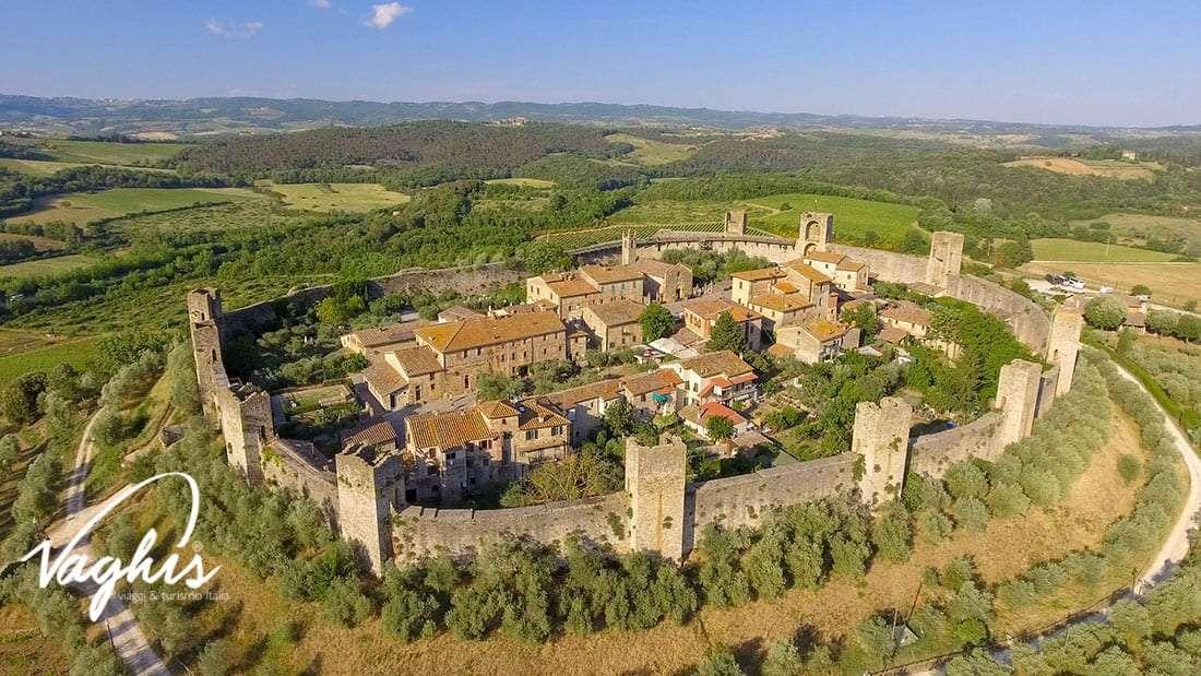 Monteriggioni - © Vaghis - viaggi & turismo Italia - Tutti i diritti riservati