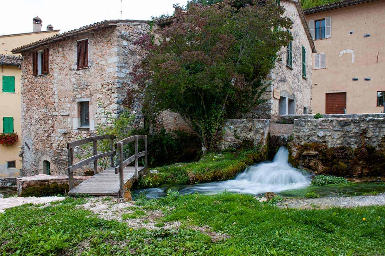 Rasiglia - © Vaghis - Viaggi & turismo Italia - Tutti i diritti riservati