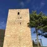 Collepino - Torre del castello