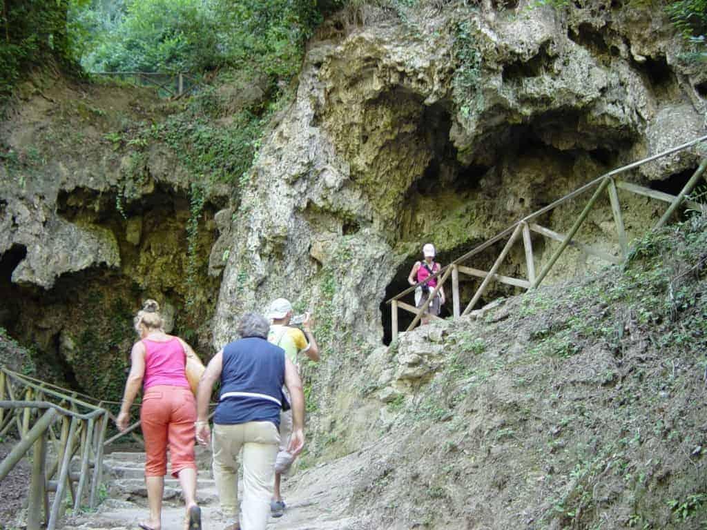 Cascata delle Marmore - Antico Passaggio