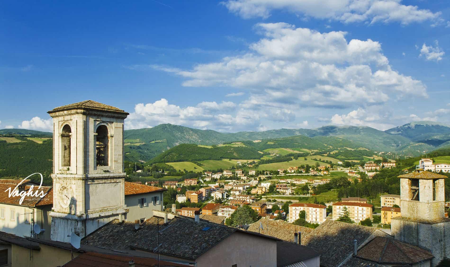 Cascia - © Vaghis viaggi & turismo Italia - Tutti i diritti riservati