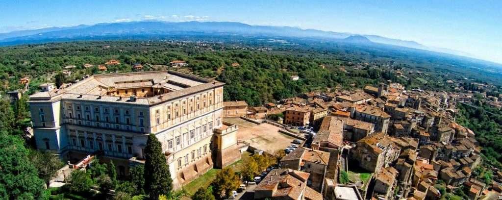 Caprarola: Palazzo Farnese