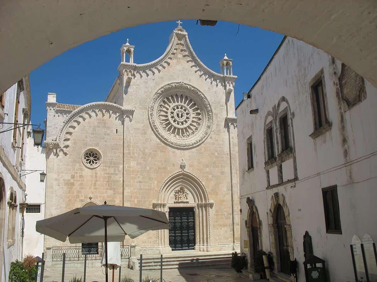 Ostuni - La cattedrale