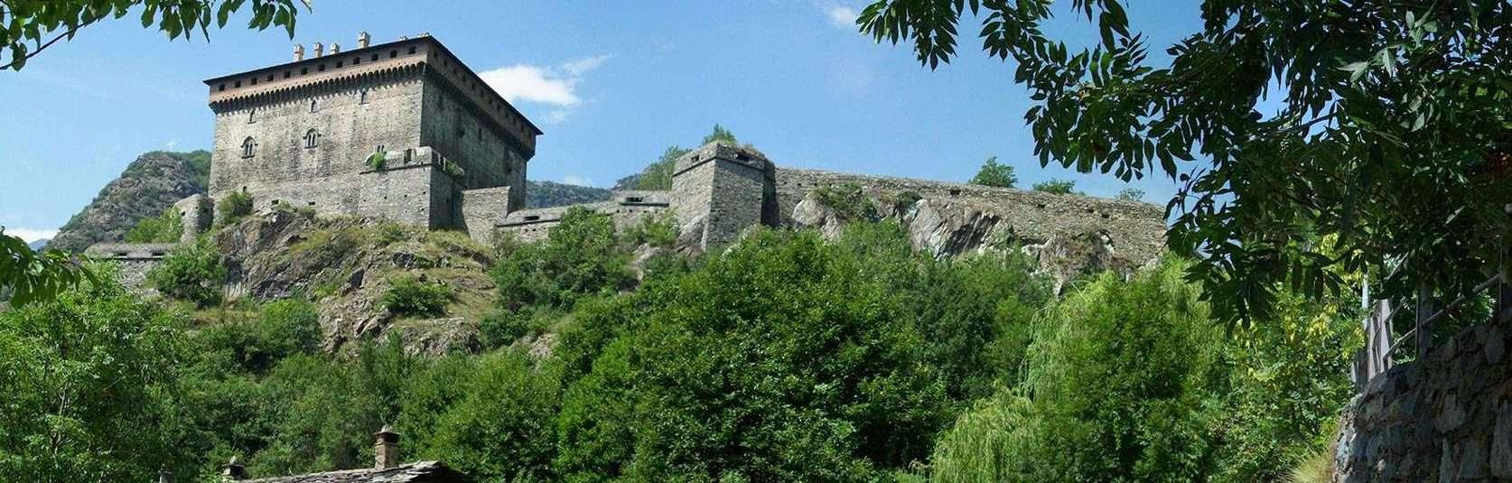 Verrès: Il castello