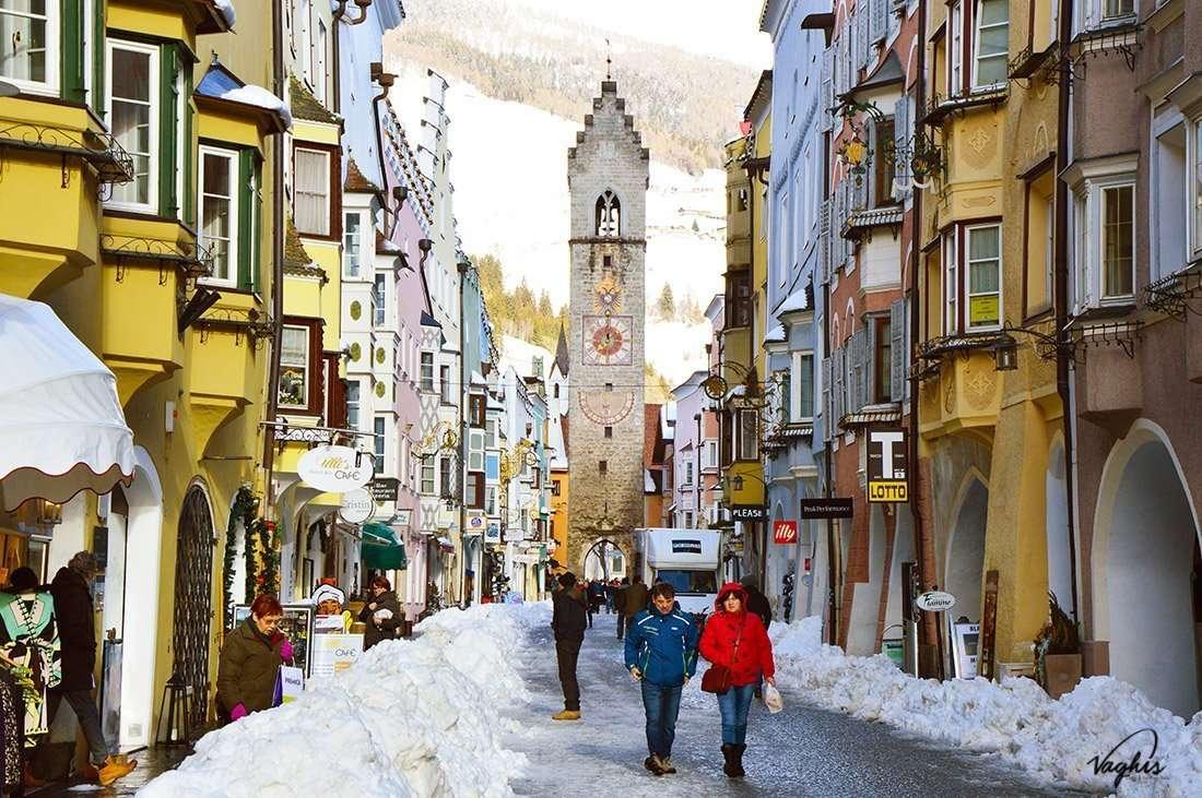 Vipiteno - © Vaghis - Viaggi & turismo Italia - Tutti i diritti riservati