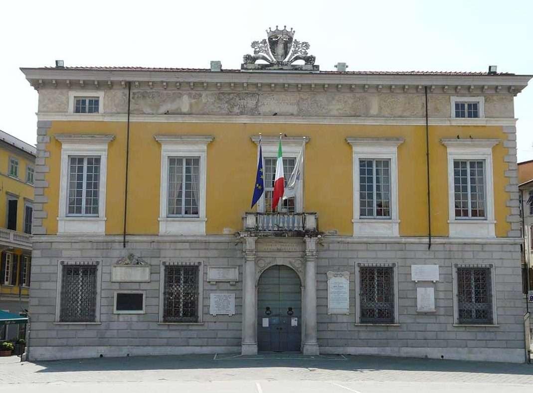 Sarzana: palazzo Roderio