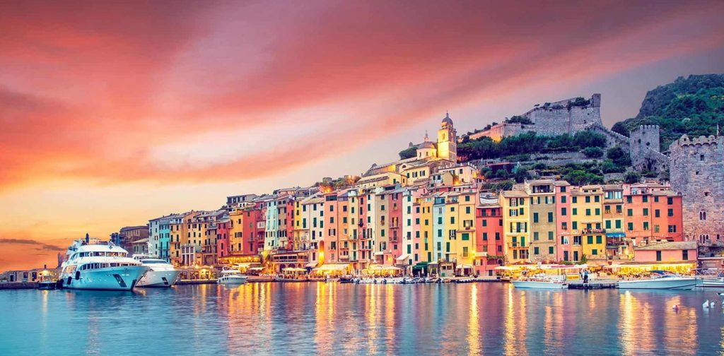 Porto Venere - © Vaghis - viaggi & turismo Italia - Tutti-i-diritti riservati