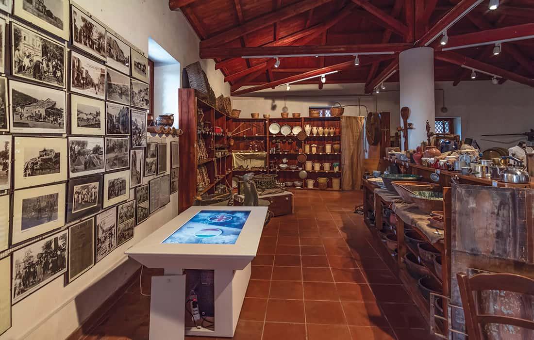 Zungri - Museo di Civiltà Contadina