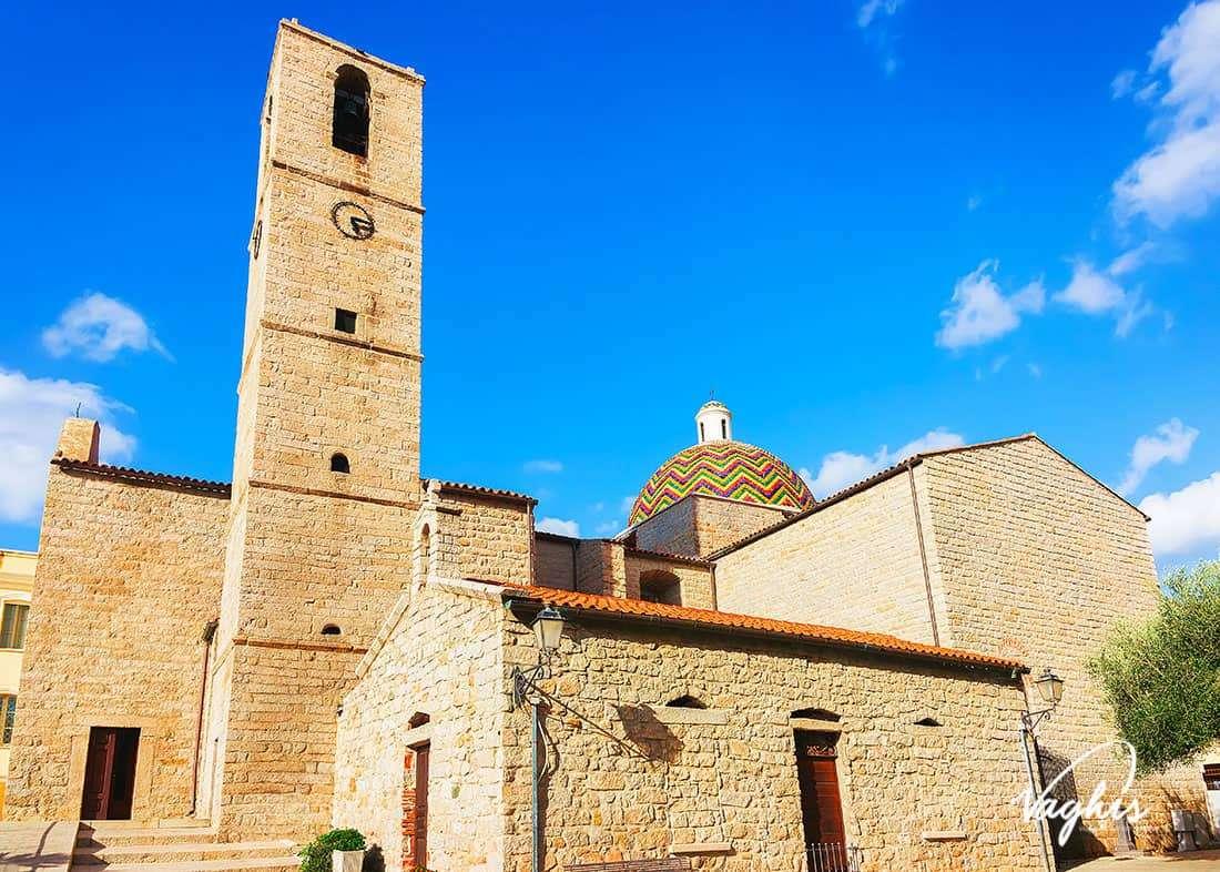 Olbia - Chiesa di san PaoloOlbia - Chiesa di san Paolo - © Vaghis - viaggi & turismo Italia - Tutti-i-diritti riservati