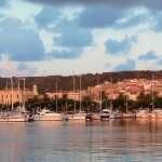Carloforte: Il porto turistico