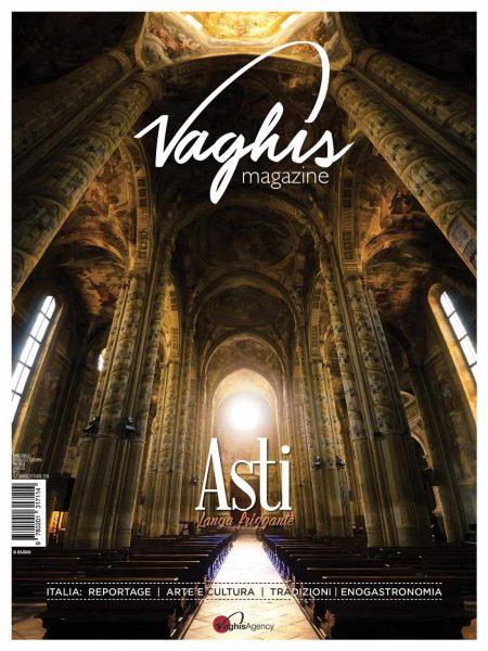 VAGHIS MAGAZINE 10 <br/> SETTEMBRE / OTTOBRE 2018