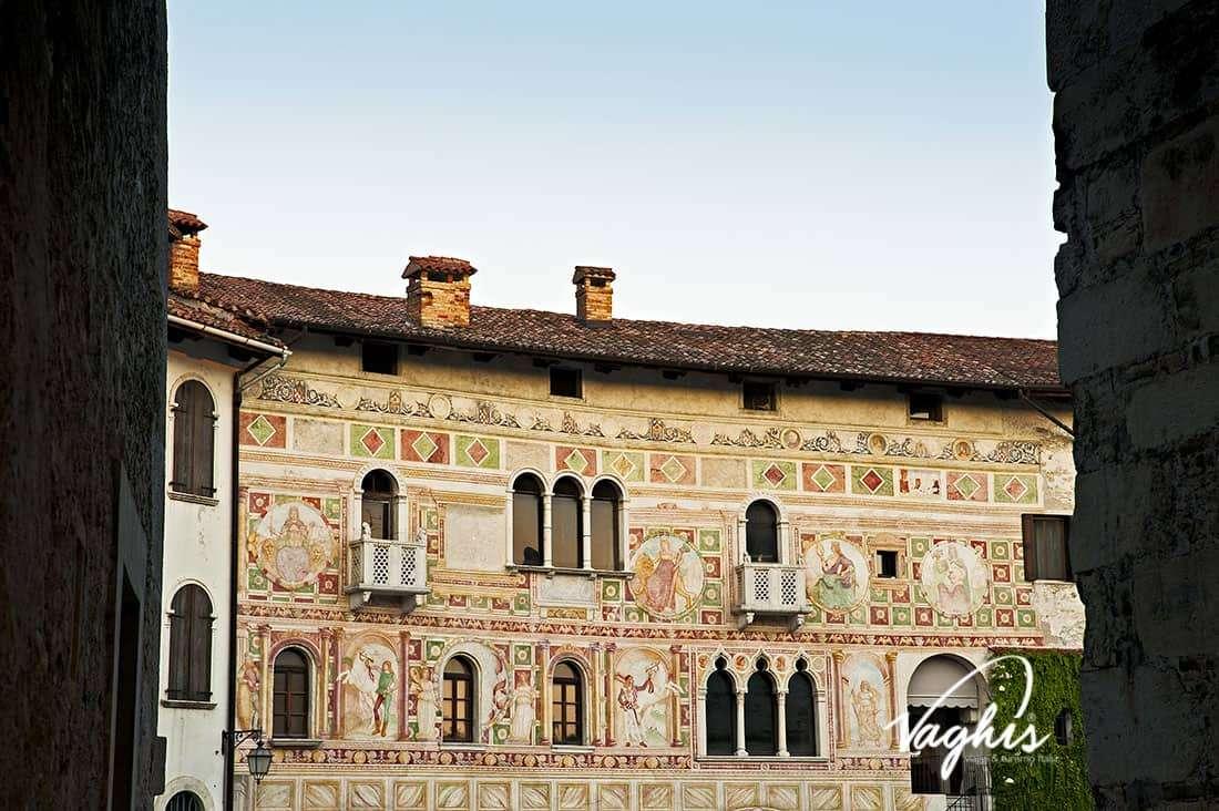 Spilimbergo, il castello - © Vaghis - viaggi & turismo Italia - Tutti i di-ritti riservati