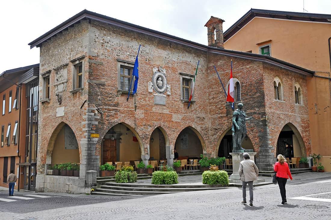 Cividale del Friuli - Palazzo Comunale © Vaghis - viaggi & turismo Italia - Tutti i diritti riservati