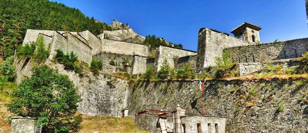 Il Forte di Fenestrelle - © Vaghis - viaggi & turismo-Italia - Tutti-i-diritti-riservati