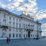 Piazza Unità d'Italia - Trieste - Palazzo del Lloyd Triestino
