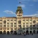 Piazza Unità d'Italia - Trieste - Palazzo del Municipio