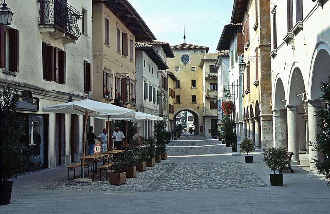 Spilimbergo centro storico