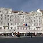 Piazza Unità d'Italia - Trieste - Palazzo Stratti
