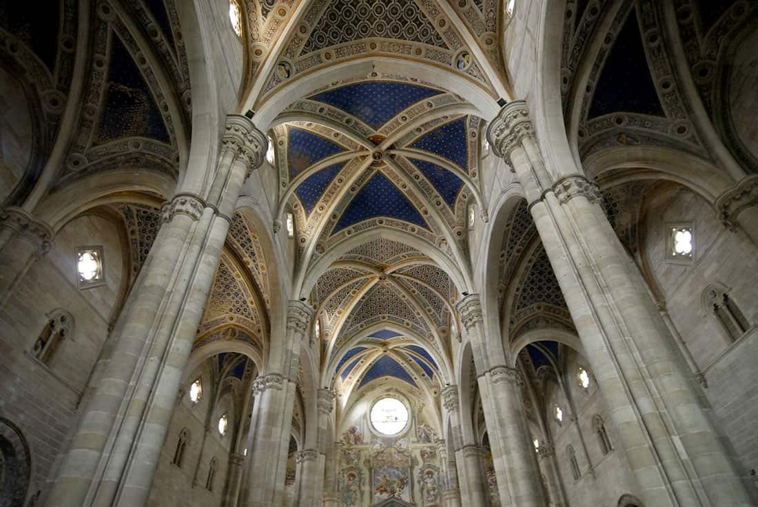 La Certosa di Pavia - Interni - © Vaghis - viaggi & turismo Italia - Tutti i diritti riservati