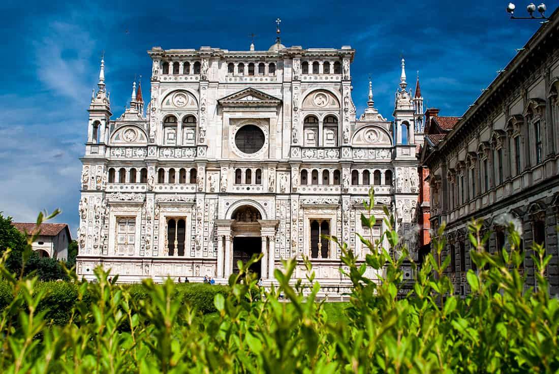 La Certosa di Pavia - © Vaghis - viaggi & turismo Italia - Tutti i diritti riservati