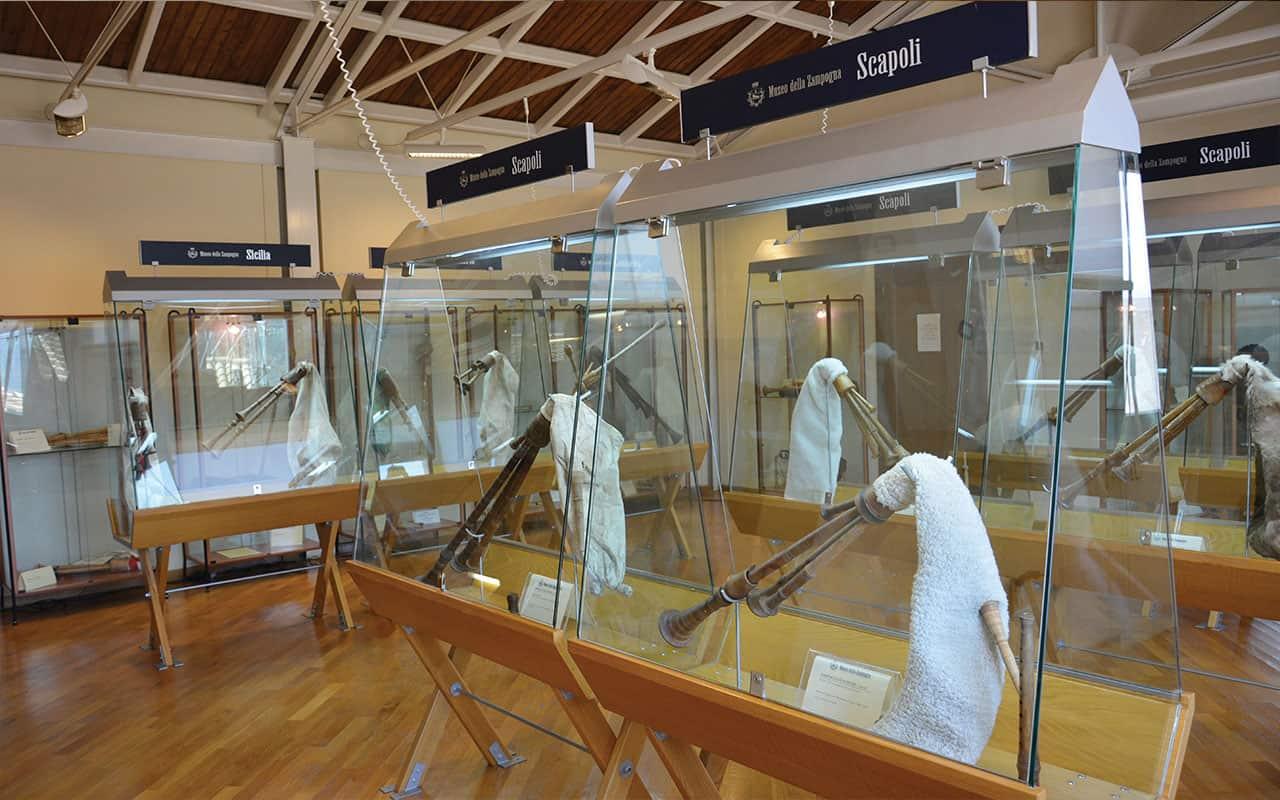 Scapoli - Museo Internazionale della Zampogna - Foto di Molise Turismo