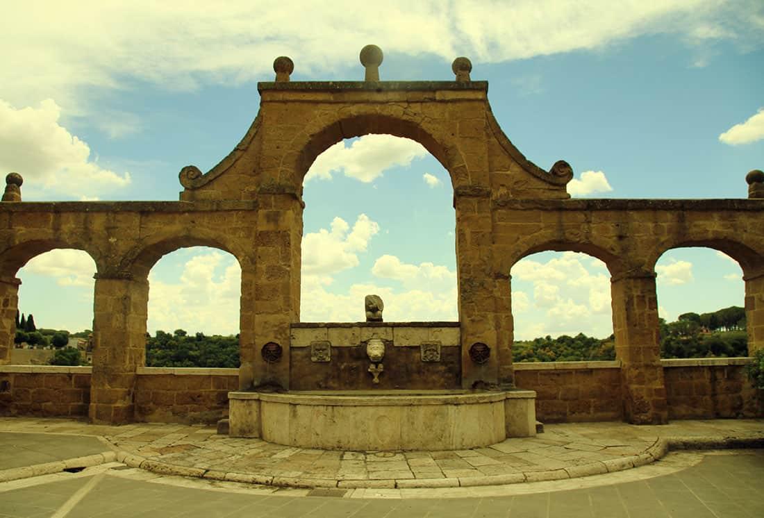 La fontanella delle Sette Cannelle - © Vaghis - viaggi & turismo Italia Tutti i diritti riservati