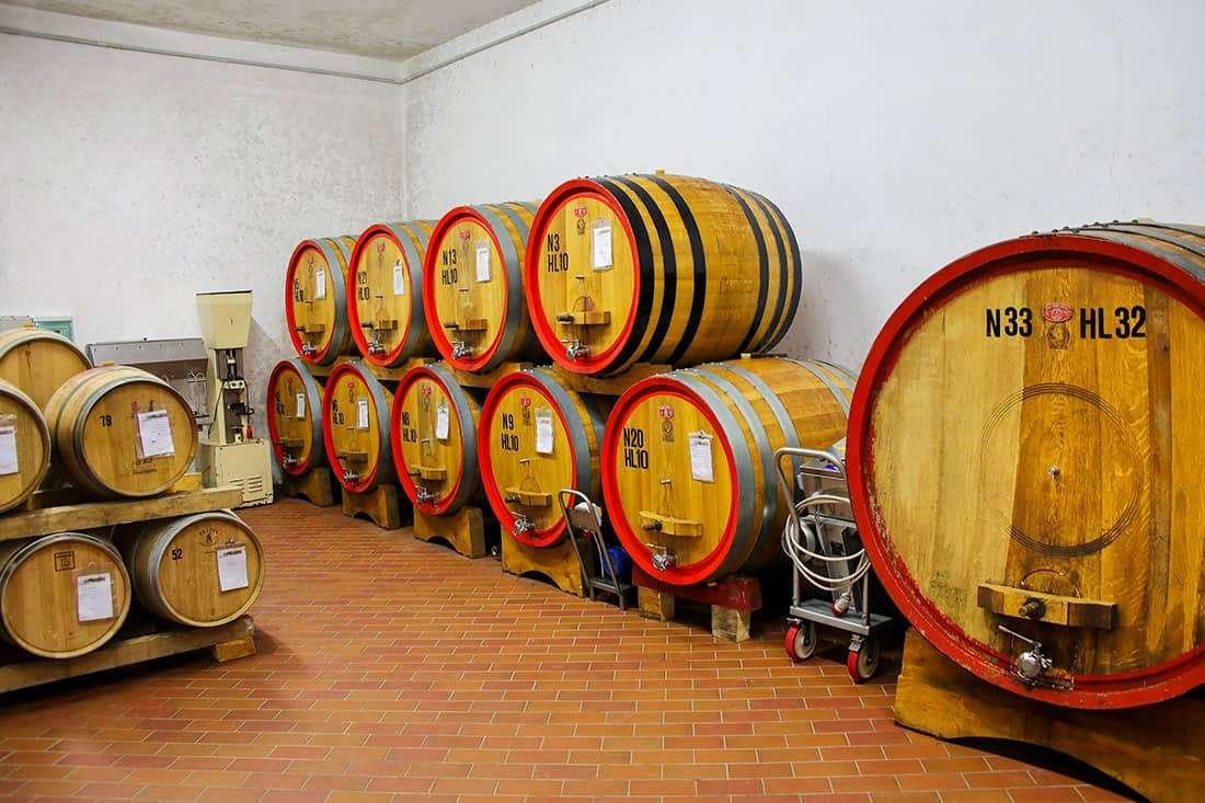 Brunello di Montalcino - Le cantine - © Vaghis - viaggi & turismo Italia Tutti i diritti riservati