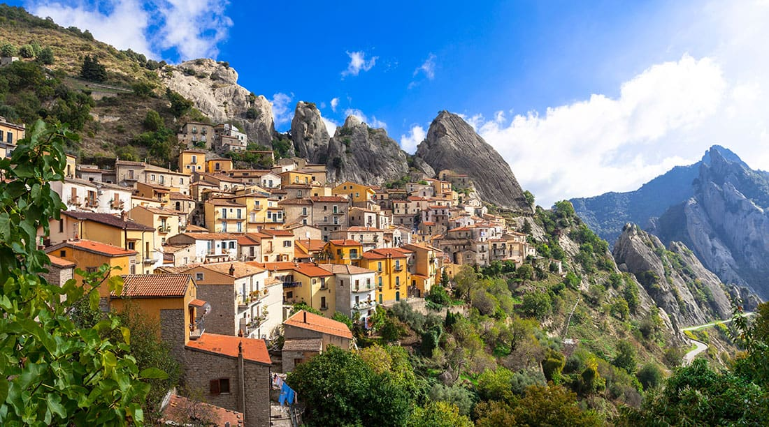 Castelmezzano - © Vaghis - viaggi & turismo Italia Tutti i diritti riservati