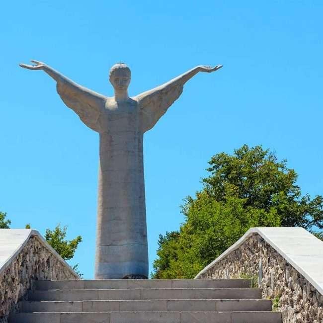 Cristo Redentore - Maratea - © Vaghis - viaggi & turismo Italia - Tutti i diritti riservati