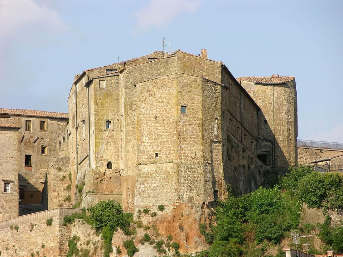 Sorano - La Fortezza Orsini