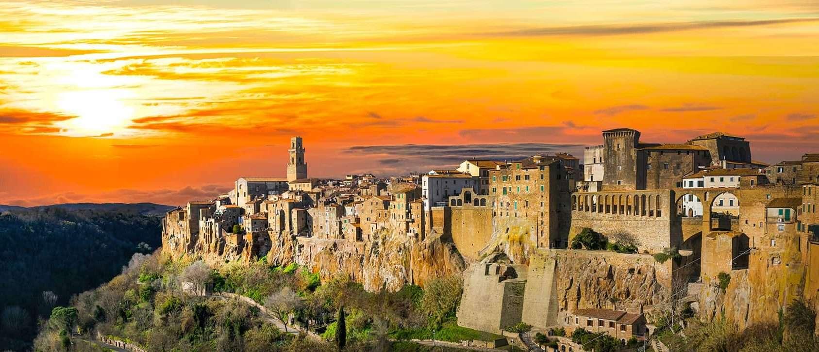 Pitigliano - © Vaghis - viaggi & turismo Italia Tutti i diritti riservati