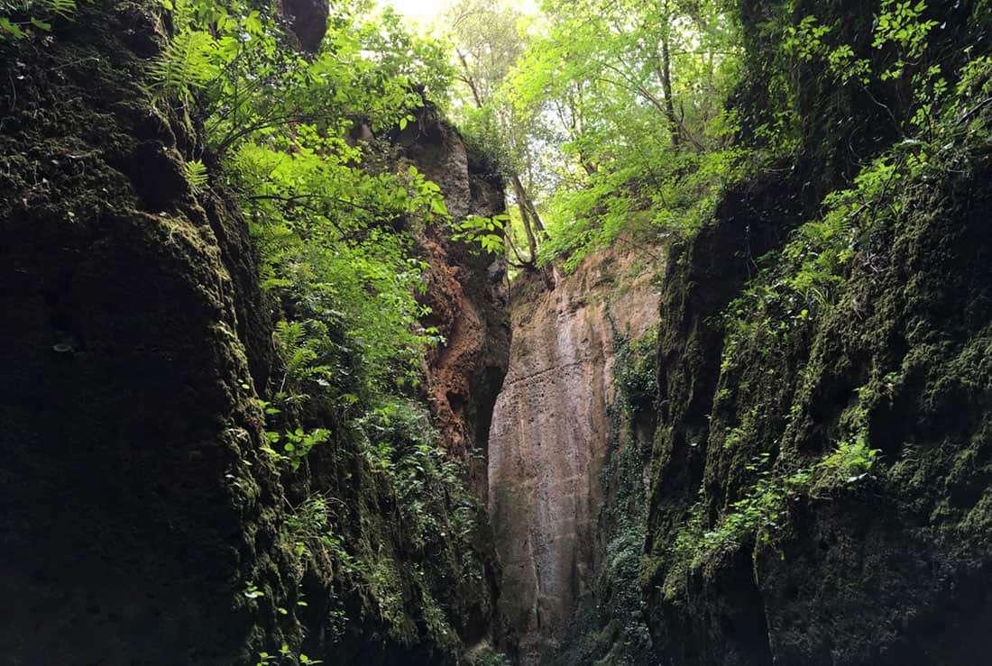 Sorano - Le Vie Cave