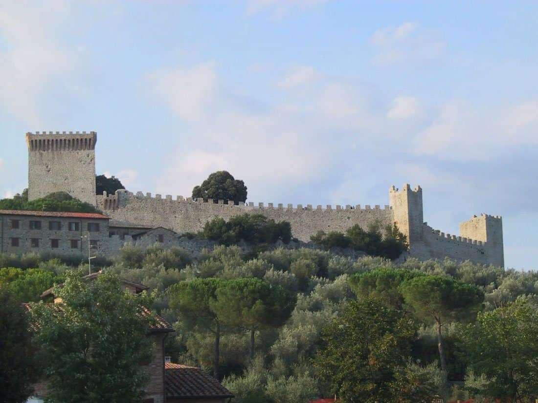 Castiglione del Lago - La Rocca del Leone