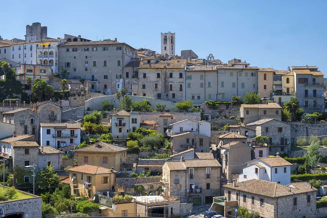 Narni - © Vaghis - viaggi & turismo Italia Tutti i diritti riservati