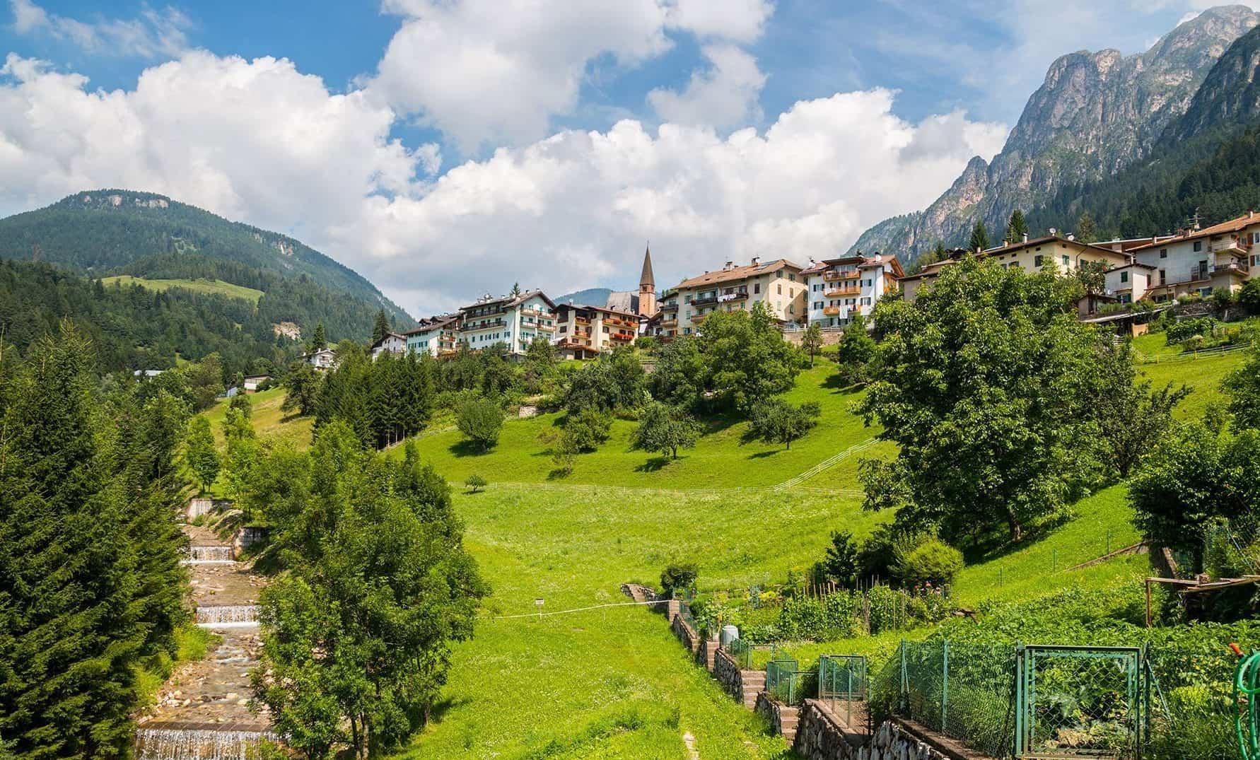 Tesero - © Vaghis - viaggi & turismo Italia Tutti i diritti riservati
