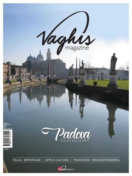 VAGHIS MAGAZINE 12 <br/> GENNAIO/FEBBRAIO 2019