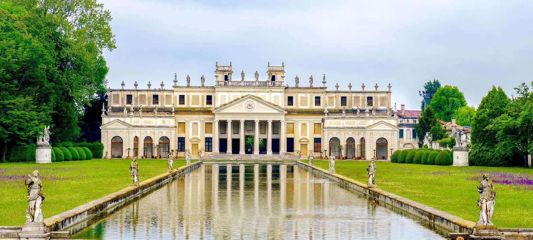 Villa Pisani - © Vaghis - viaggi & turismo Italia - Tutti-i-diritti riservati