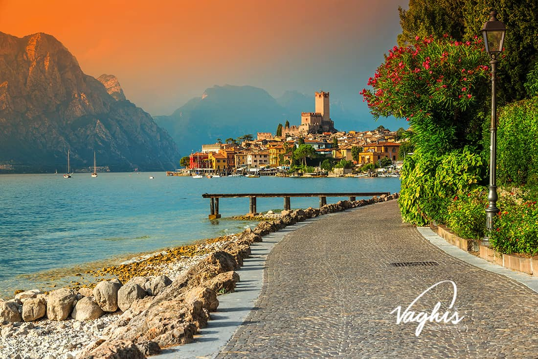 Malcesine - © Vaghis - viaggi & turismo Italia - Tutti i diritti riservati