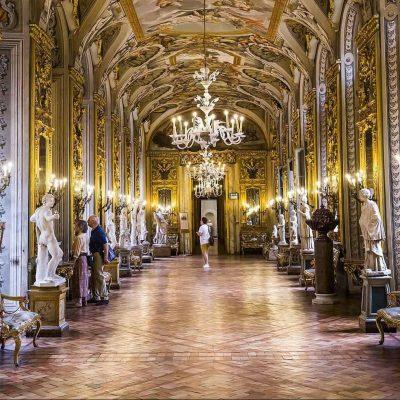 GALLERIA DORIA PAMPHILJ: NEL CUORE DI ROMA