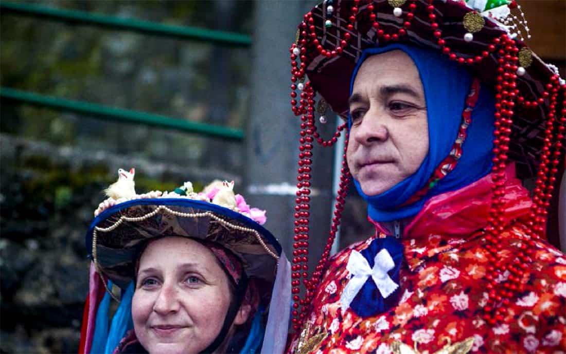 Suvero: Il Carnevale dei belli e dei brutti – Le maschere dei belli