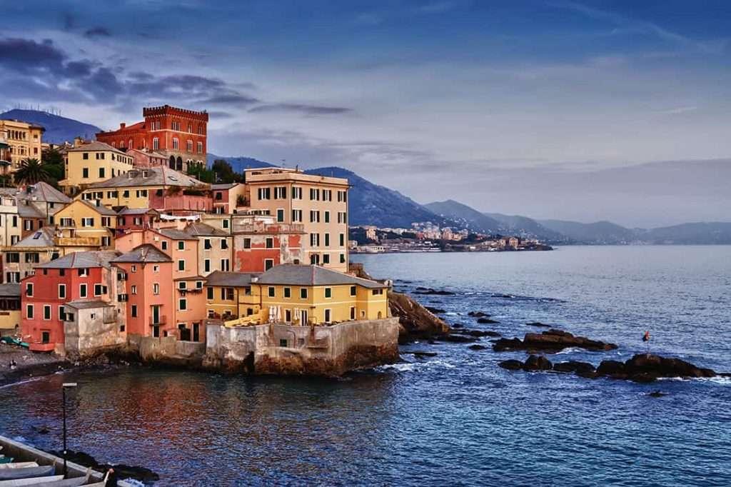 Boccadasse - © Vaghis - viaggi & turismo Italia - Tutti-i-diritti riservati