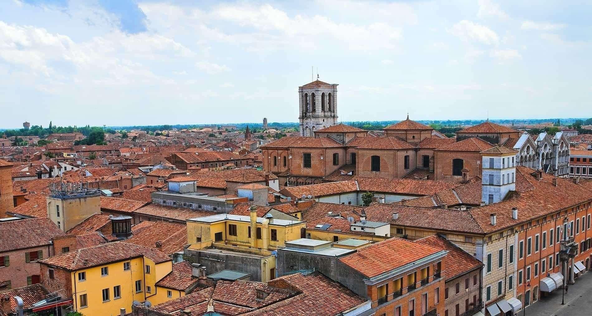 Ferrara - © -Vaghis viaggi & turismo Italia -Tutti-i diritti riservati