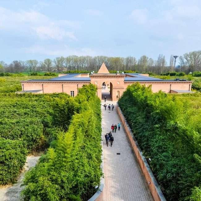 Il Labirinto della Masone - © Vaghis - viaggi & turismo Italia - Tutti i diritti riservati
