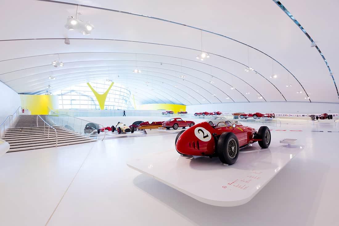 Modena: Museo Enzo Ferrari