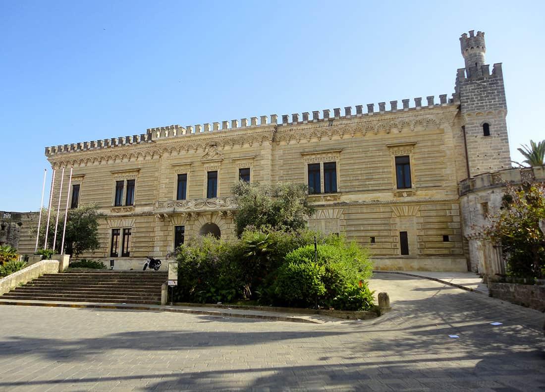 Nardò: Il Castello Acquaviva