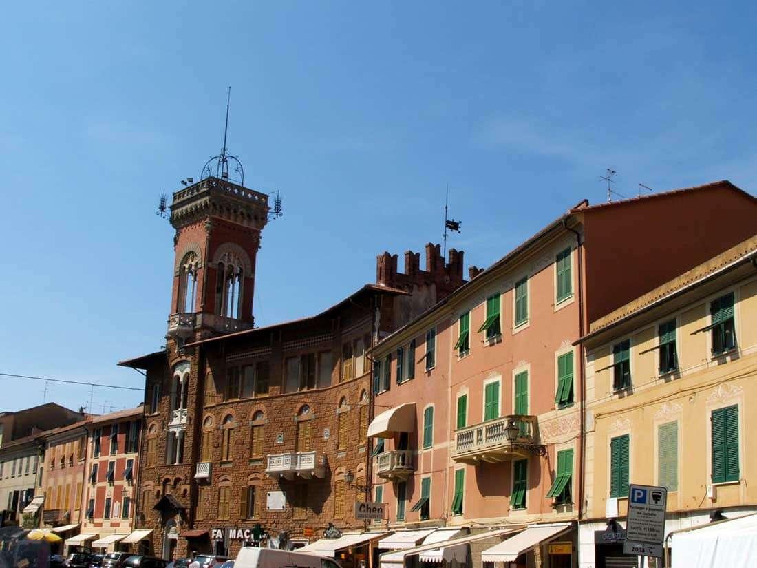 Sestri Levante: Palazzo Fascie Rossi