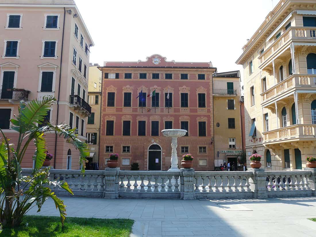 Sestri Levante: Palazzo Durazzo – Pallavicini
