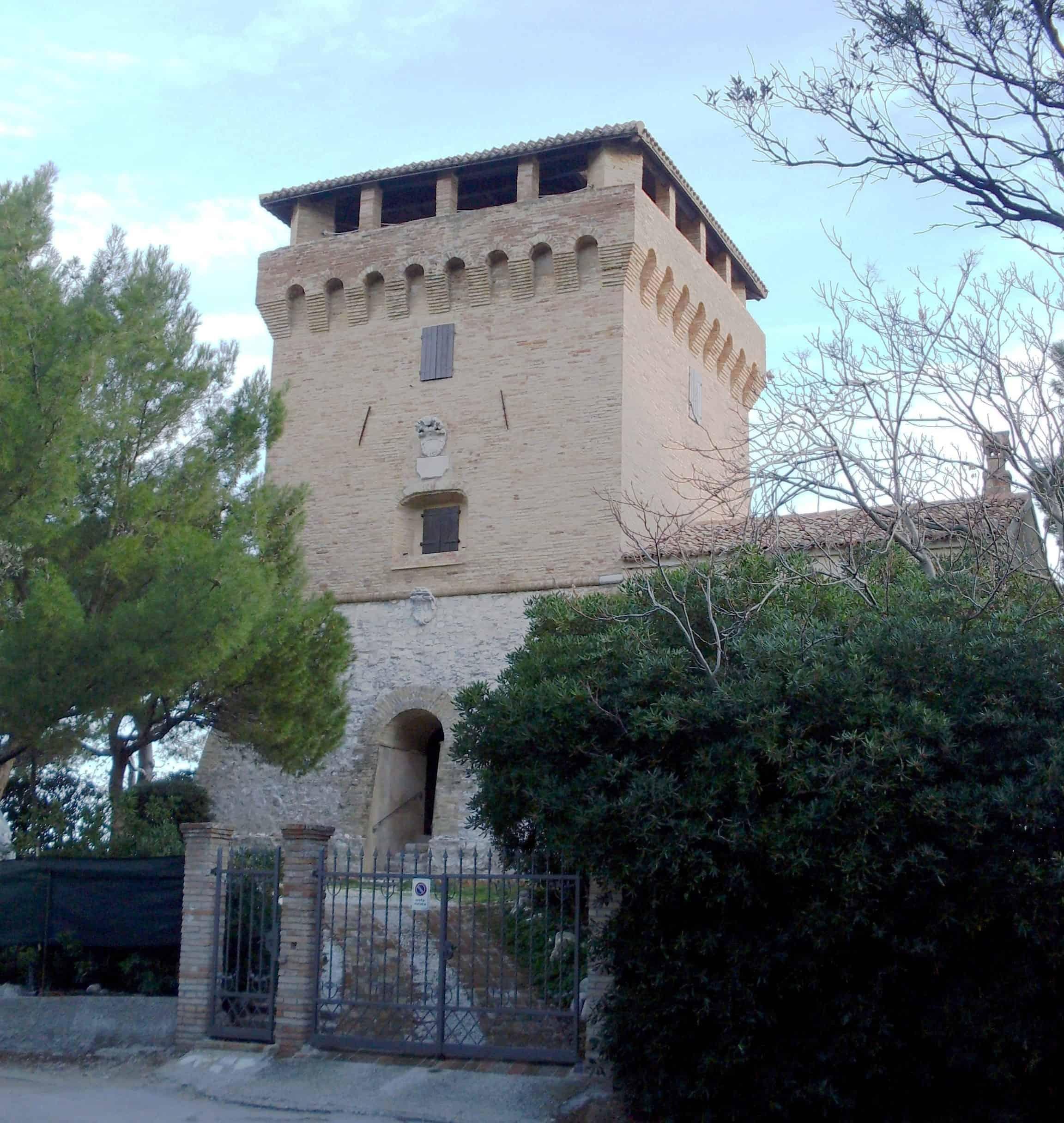 Portonovo: Torre De Bosis