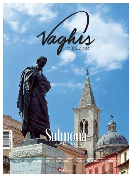 VAGHIS MAGAZINE 13 <br/> MARZO/APRILE 2019